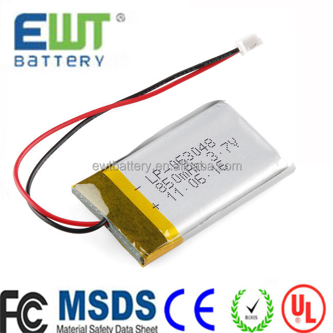 604565 li-ion battery 3.7 v 2000 mah lipo lithium polymer trimble gps thay thế pin
