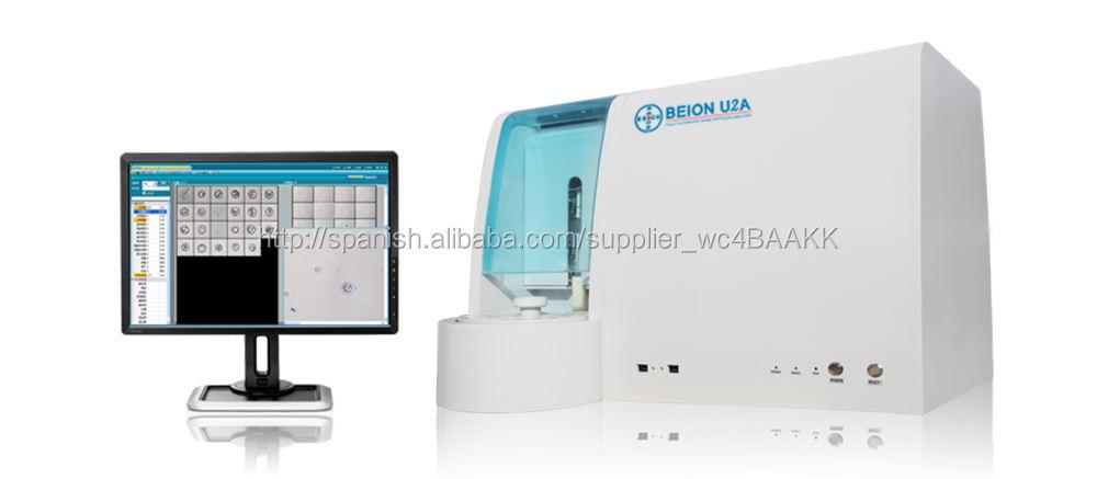 Beion U2A ilimitado continua prueba de muestras se puede lograr analizador de orina para médica