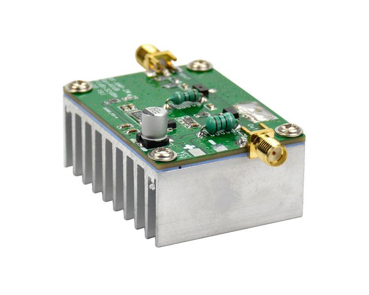 433MHZ Broadband 2W High Power RF Amplifier High Gain BLT53A data Transmission
