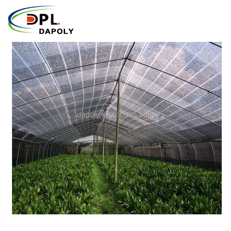 Agricultural HDPE Sail Material Sun Shade Net for Protecting Vegetables