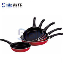 Carbon steel enamel high quality non-stick  frying pan