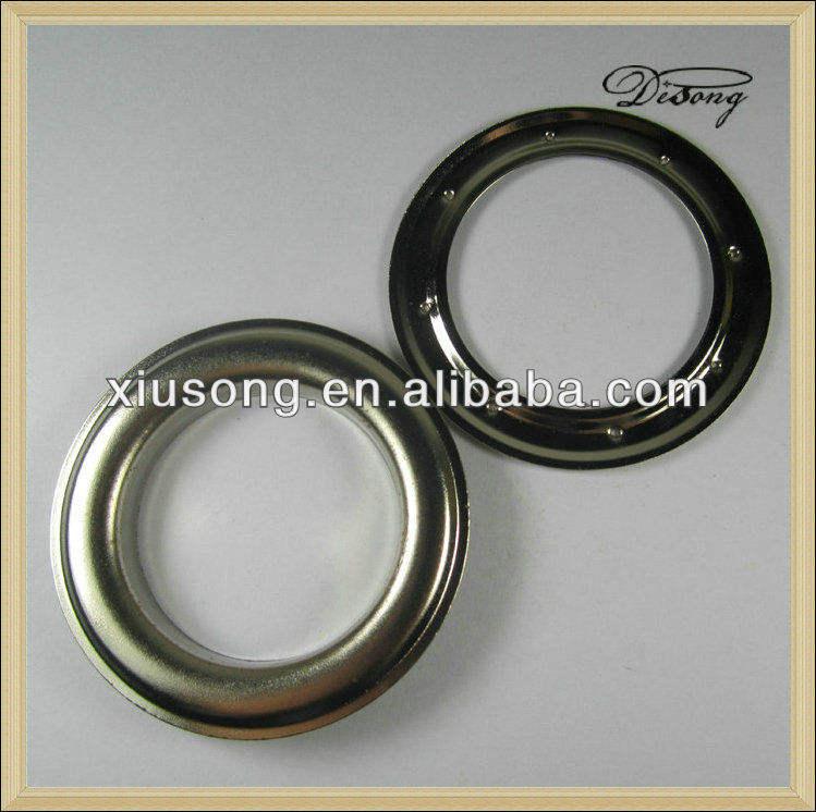 tubular ojeteador lona impermeabilizada y ojales <span class=keywords><strong>de</strong></span> plástico ojeteador para las cortinas