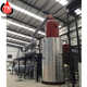 Environmental friendly used engine oil recycling machine / waste oil to base oil distillation plant