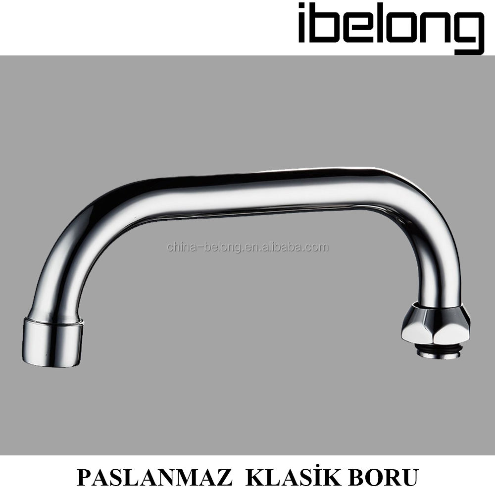 S3 Evye 18mm Stainless Steel Classical Faucet Spout