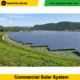 China Top 3 Solar first 1MW solar farm mounting system for solar power plant