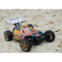 High Quality Hsp 1/10 Nitro 4wd Rc Buggy from china