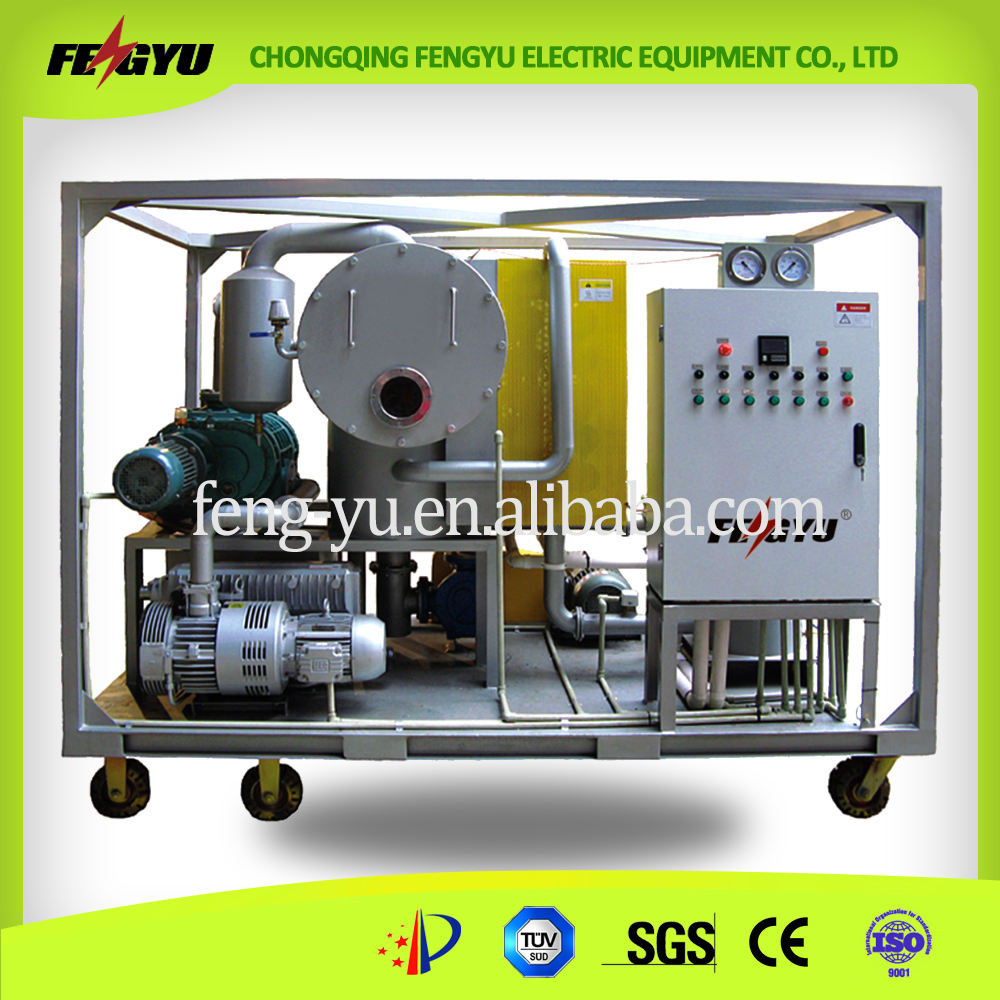 High Quality Transformer Oil Purifier Machine Improving the Oil Quality for Transformer
