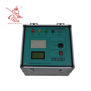 Earth resistance digital ground เมตร Leakage Current Ground Testers