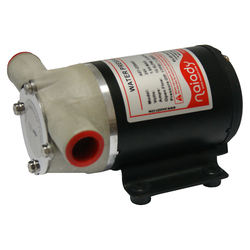 NAIADY self-priming bilge pump for boat