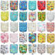 My choice 2014 new printed washable nappies babyland diaper manufacturer