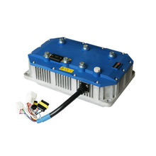 Regen Braking 3kW 100a Brushless Motor Speed Controller for E Rickshaw