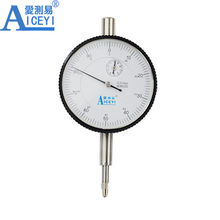 ACE 0-10mm 0.01mm Laboratory Dial Indicator dial gauge indicator