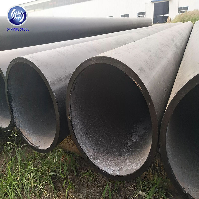 ASTM A53 GR B ERW Steel Pipe for oil and gas piping system