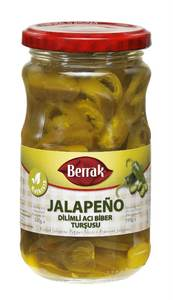 Jalapeno Lada Slices 370 ml Jar
