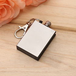 UCHOME stainless steel million times match,gift lighter,promotion gift