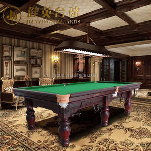 3.85*2.05*0.85M Hot Selling Professionele Fabriek Concurrerende Prijs Biljart 9ft Snooker Tafel