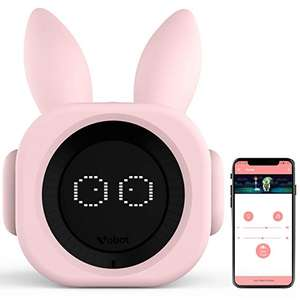 VOBOT Bunny 2019 TRENDING PRODUCT TOUCH SENSOR SMART SOUND SLEEPING LAMPS WHITE NOISE SOUND MACHINE with Amazon Alexa