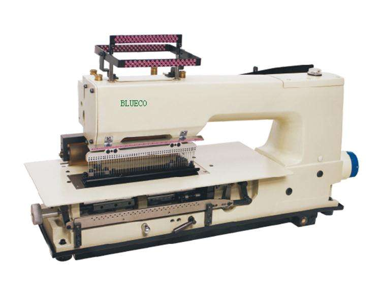 1037PSSM Multi needle smocking sewing machine