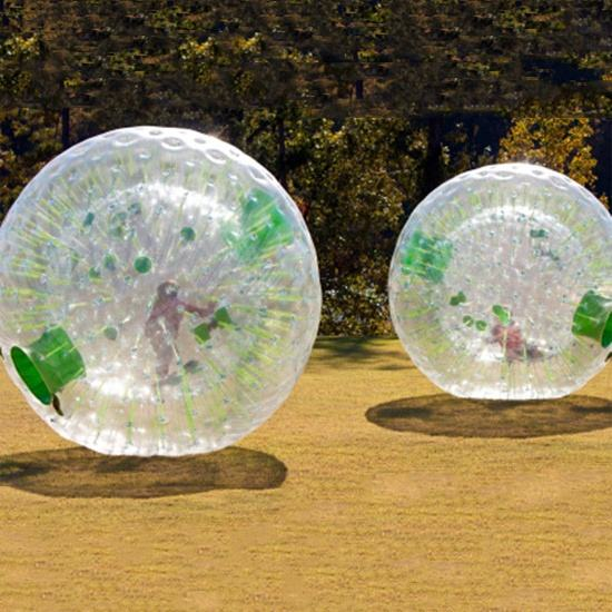 High quality Factory cheap TPU inflatable zorb ball body zorbs  inflatable zorbing ball human hamster ball for sale