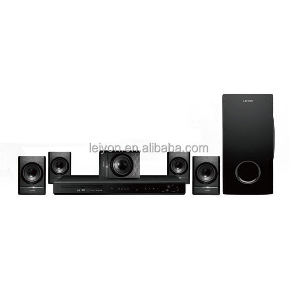 5.1 ch 120W <span class=keywords><strong>stereo</strong></span> home cinema sistema <span class=keywords><strong>di</strong></span> altoparlanti <span class=keywords><strong>di</strong></span> alta qualità