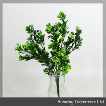 high simulated cheap natural artificial sprig branch for office decoration
