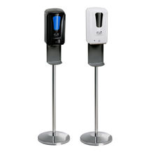 Stainless Floor Standing Automatic Hand Sanitizer Soap Dispenser F1408S-T