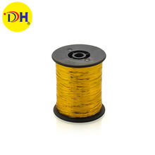 M TYPE 100% polyester metallic yarn sewing thread for garment accessories