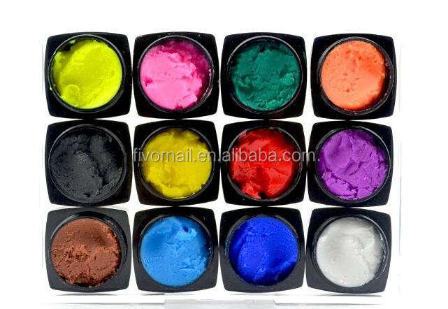 Comercio al por mayor UV/LED 4D Gel Escultura tallar Diseños Del Arte Del Clavo