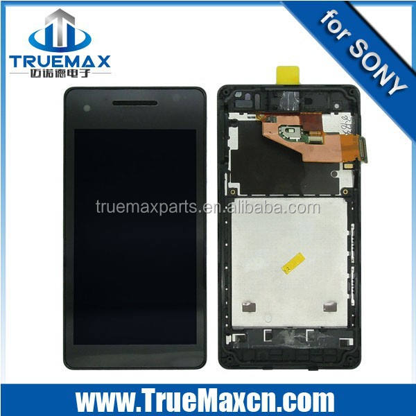Best Price 대 한 Sony Xperia V LT25i LCD Assembly 와 Frame