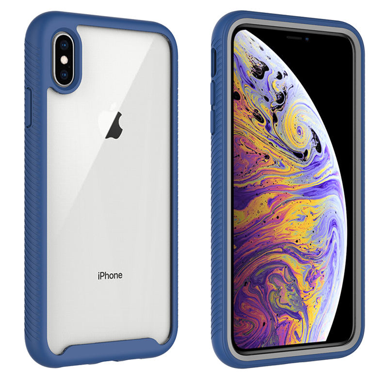 360 Full Cover 몸 보호 Case Dust Proof Snowproof Shockproof Cover 대 한 Apple iPhone XR
