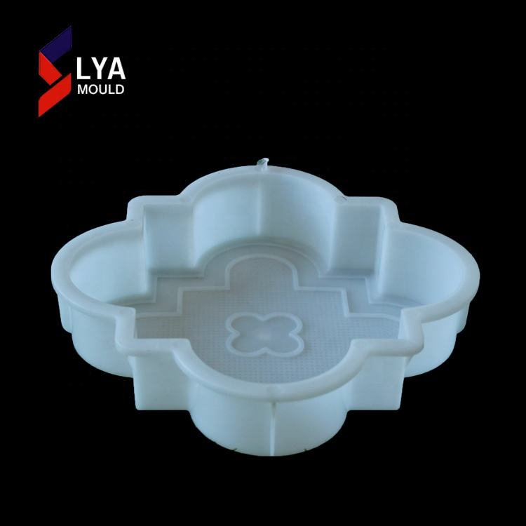 Hot Sale plastic molds finishing tiles concrete sandstone curbstone mould