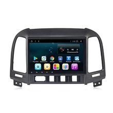 Mekede T3 Android 8.1 Car Stereo Head Units multimedia player for Hyundai New Santa Fe 2006-2012 gps navigation wifi BT 2+16G