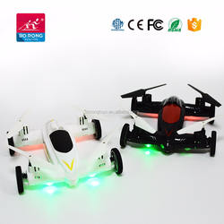 2018 China Factory 2.4G 6 axis Flying car with remote control BR9 360 flips