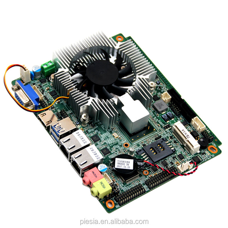 Industrial Motherboard With Socket LGA 1156 Supporting intel core i3/i5/i7 processor for digital signage