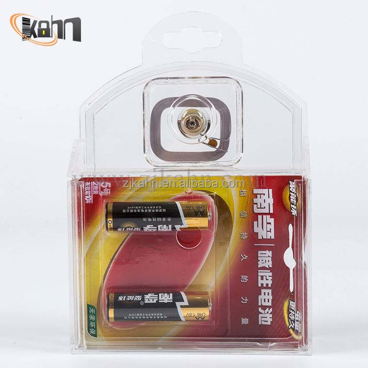 Hot Selling 8.2Mhz EAS Double Battery Safer for Anti-theft