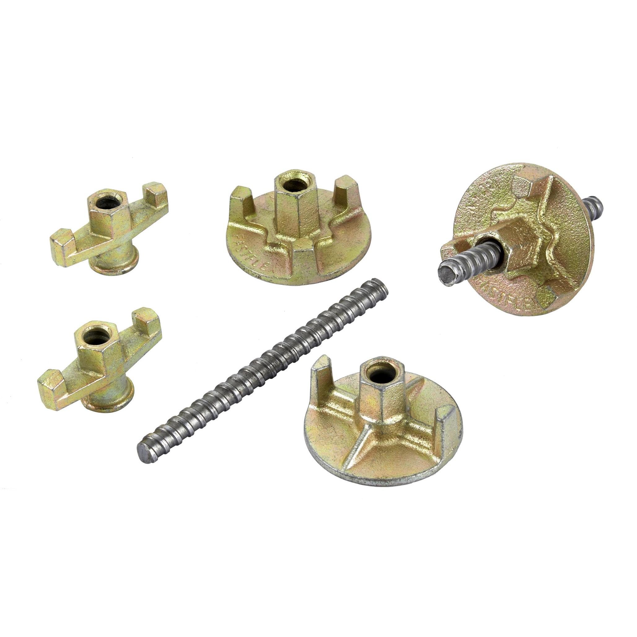 peri wall formwork water stopper nut for building tie rod accessories euro form