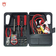 auto car emergency kit with jumper cables