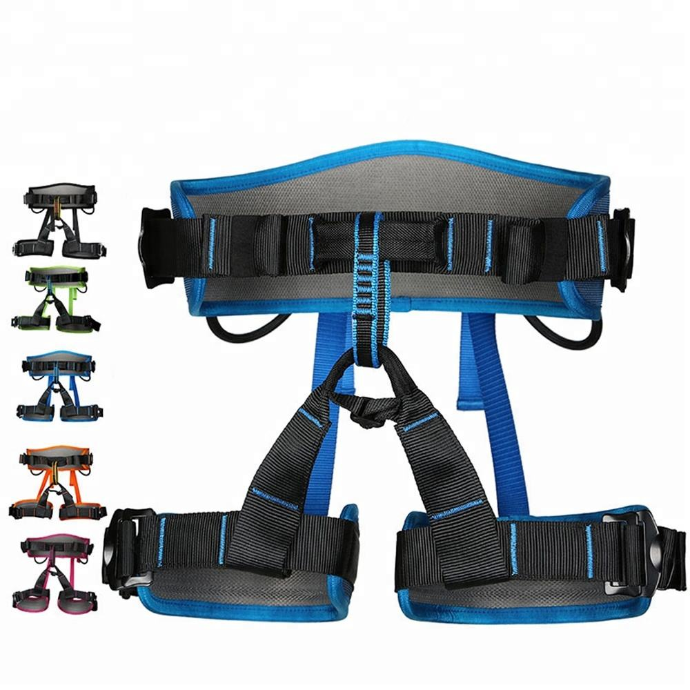 XINDA high quality half body safety harness for fall protection contractor industrial roofer's kit series working at height