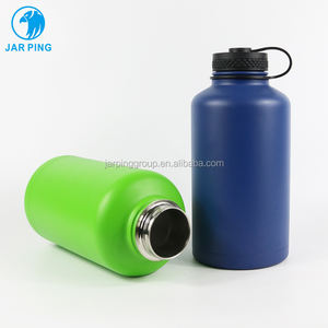 Best Selling 2L Stainless Steel Insulated Water Bottle Growler Double Wall Thermos Vacuum Flask Sport Water Bottle JP-1011-39