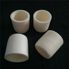 95%-99.7% Al2o3 Alumina ceramic crucible pot