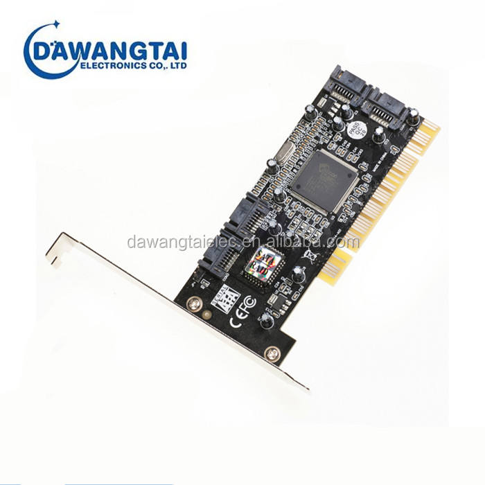4PORT SATA PCI CONTROLLER RAID CARD