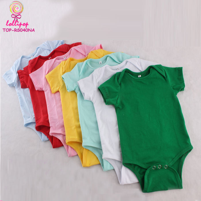 Infant Baby 0-24M Boy//Girl Chinese Style Romper New Year//Birthday//100th Day