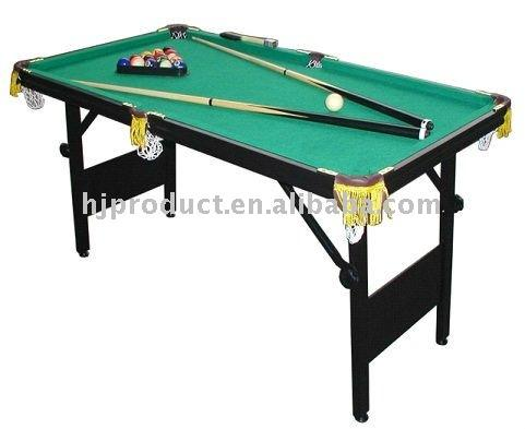Hot vender 4ft,5ft infantil mini pequena mesa de snooker mesa de bilhar mesa de bilhar