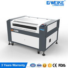 1200x900 laser cutting machine used in silver and steel cutting
