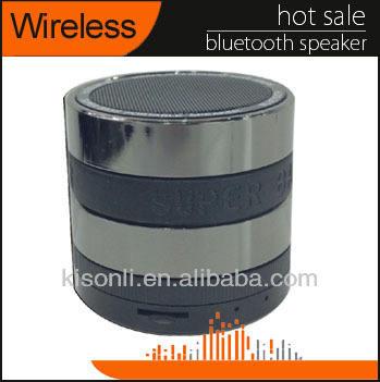 2014 novos gadgets mini alto-falante com bluetooth, o cartão do tf, mic, mãos livres, record, fm