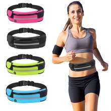 SPORT bags fanny  Waist Pack Best Comfortable Running Belts That Fit All Phone and Waist Sizes for Running Travelling Money Belt