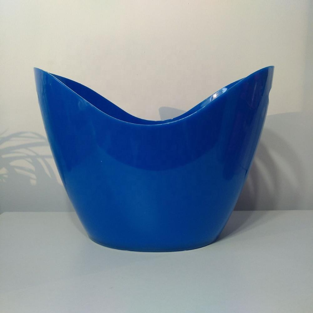 China price promotional new style 4L plastic ice bucket
