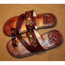 New Arrival Summer Mexican Huaraches Vintage Style Sandals