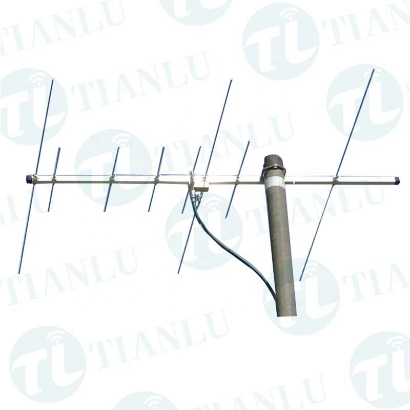 144-146/430-440 mhz outdoor vhf/uhf dual band directionele yagi antenne