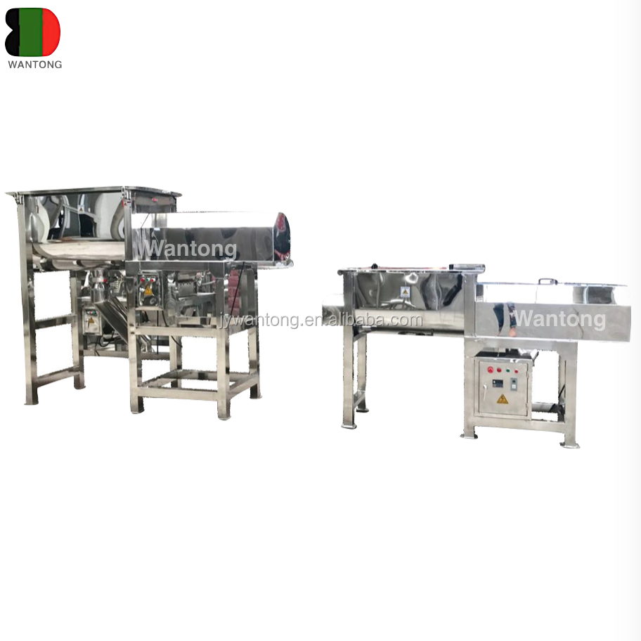 WLDH Horizontal Powder Ribbon Mixer